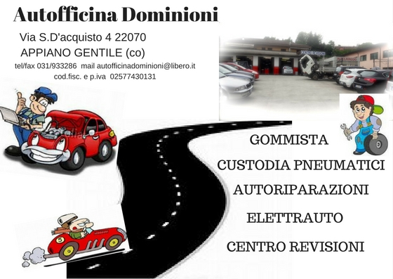 OFFICINA DOMINIONI